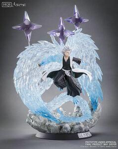 tsume HQS スタチュー フィギュア 日番谷冬獅郎 ブリーチ BLEACH 新品未開封 tsume Art 限定品