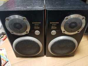 PIONEER パイオニア S-X11 スピーカー ペア 音だしOKジャンク品
