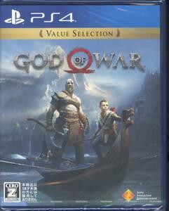 PS4※未開封品※◆ゴッドオブウォー Value Selection God of War ~ ソニー ■3点より送料無料有り■/39.4