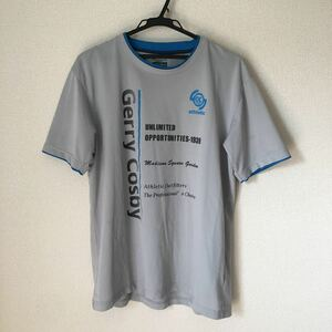 半袖Tシャツ GERRY COSBY コスビー LL スポーツウェア