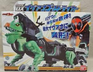 DXイグアナゴーストライカー 開封 バンダイ 仮面ライダーゴースト バイク