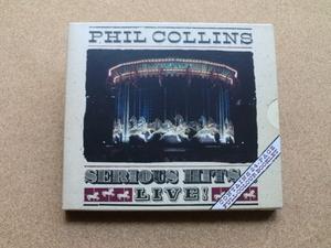 *フィル・コリンズ/Serious Hits...Live!(9031-72550-2)(輸入盤)