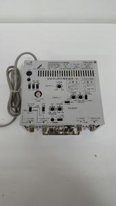 即決M282 DXアンテナ製 CATV / BS / CS混合対応双方向ブースター YWS-805 通電確認のみ送料全国一律1330円