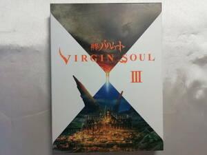 【中古品】 神撃のバハムート VIRGIN SOUL III 初回限定版 Blu-ray Disc