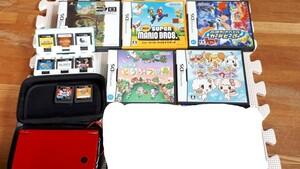 値下げ スペシャルセット 2DS本体+2DSソフト 任天堂 DSソフト