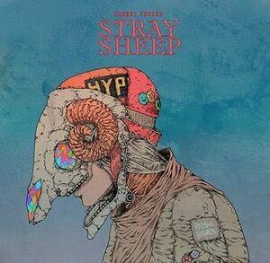 即決 HMV特典付き 米津玄師 STRAY SHEEP CD+Blu-ray Disc+アートブック アートブック盤(初回限定) 新品未開封