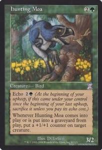 MTG 狩りをする恐鳥 タイムシフト マジック:ザ・ギャザリング 時のらせん(タイムシフト) TSB-EN080 同梱可 ※英語