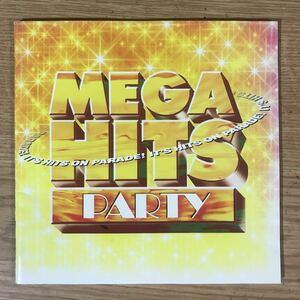 (D100)中古CD100円 オムニバス MEGA HITS~Party