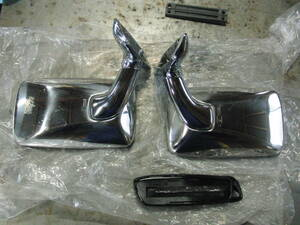 * BMW 2002 turbo for rearview mirror left right set *
