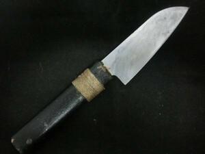 和包丁 三徳包丁 調理器具 刃物 刃渡り約125mm H2340