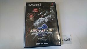 アーマード コア 2 アナザー エイジ SONY PS 2 プレイステーション PlayStation プレステ 2 ゲーム ソフト 中古 フロム ソフトウェア