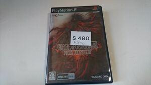 ダージュ オブ ケルベロス ファイナル ファンタジー 7 SONY PS 2 プレイステーション PlayStation プレステ 2 ゲーム ソフト 中古 FF 7