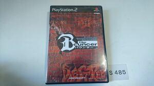 バウンサー SONY PS 2 プレイステーション PlayStation プレステ 2 ゲーム ソフト 中古 スクエアソフト