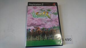 GR 5 GALLOP RACER FIVE SONY PS 2 プレイステーション PlayStation プレステ 2 ゲーム ソフト 中古