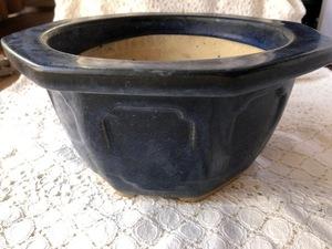 植木鉢 鉢 盆栽 盆栽鉢 ガーデニング 浅型 丸型 八角形 陶器 フラワーポット