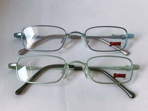 E493 新品 眼鏡 子供用 メガネフレーム フレーム BAMSE 2本セット キッズ 男の子 女の子 かわいい おしゃれ