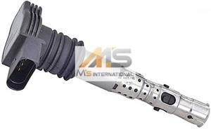 【M's】VW ニュービートル(9C) ゴルフ4(1J) ポロ(9N) イグニッションコイル 1個/優良社外品 フォルクスワーゲン 06A-905-115D 06A905115D