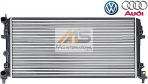 【M's】VW POLO 6R (2010y-2014y)純正品 ラジエター//フォルクスワーゲン ポロ 正規品 ラジエーター コア 6R0-121-253A 6R0121253A