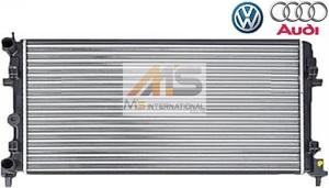 【M's】VW ポロ POLO 6R (2010y-2014y)純正品 ラジエーター//フォルクスワーゲン 正規品 ラジエター コア 6R0-121-253A 6R0121253A