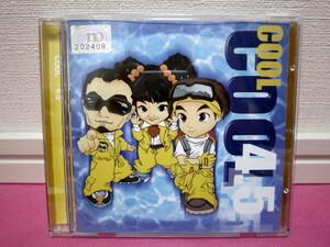 K-POP♪ COOL クール 4.5集「Misery」韓国盤CD/4集に数曲追加、ヒット曲「十戒」など全12曲/ディスク良好!廃盤品!希少品!