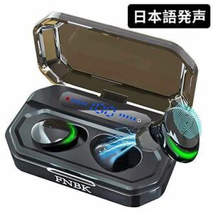 【2019最新版 LEDディスプレイ Bluetooth イヤホン 】 ワイヤレスイヤホン イヤホン Bluetooth 電池残量 インジケーター付き