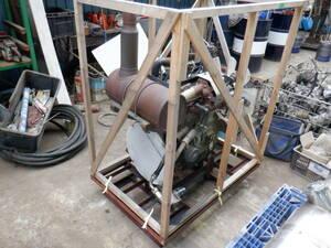 エンジン 4D95LE コマツ KOMATSU 油圧ショベル タイヤショベル ホイールローダー ブルドーザ 建設機械 重機 建機 札幌 北海道