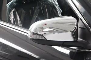 鏡面仕上げ♪♪ メッキ ドアミラー カバー カムリ AVV50 ハイブリッド Gパッケージ レザーパッケージ プレミアムブラック ガーニッシュ