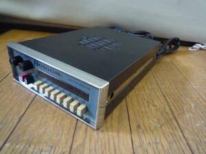 ◇中古 通電チェックのみ Belcom ベルコム VHF FM モニター AMR-104H 本体のみ ジャンク扱い◇