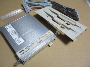 PC-98用 フロッピーを2基仕様にする増設キット PC-9821B-E01