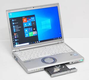 良品 !! WUXGA !! 超高速SSD !! CF-SZ5 Corei5-6200U 2.4GHz / メモリ4GB / 新品SSD 128GB / マルチ / カメラ / Win10