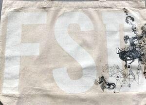 嵐 freestyle2 大野智 個展 FS2 フリースタイル トートバッグ