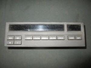 ■BMW E36 328 オンボード コンピューター中古 62138357666 部品取りあり OBC ディスプレイ チェック コントロール 318 320 325 323 M3 ■