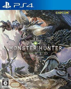 モンスターハンターワールド PS4 MHW