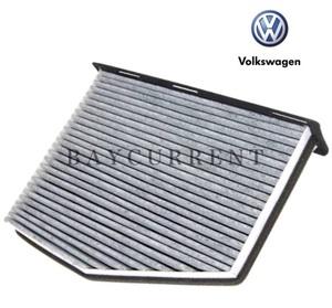 【正規純正OEM】 Volkswagen エアコン フィルター GOLF5 GOLF6 GOLF PLUS TOURAN クリーンフィルター 1K0819644B AC フィルター