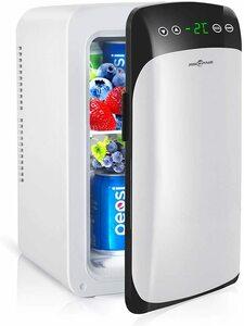 【大人気】Rockpals 冷温庫 氷点下-2℃~60℃ 10L 保冷庫 ミニ冷蔵庫 温度調節可能 温度表示 保冷ボックス 小型冷蔵庫 2システム 10L