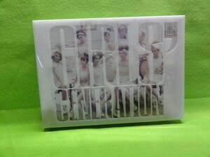 CD-34 CD 少女時代 / ジャパン ファースト アルバム リミテッドエディション  中古品