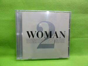 CD-49 CD WOMAN 2 中古品 2枚組