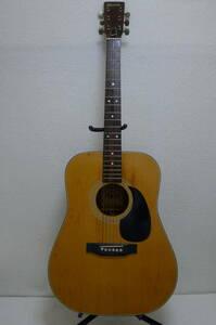 gg432● 中古品 Morris モーリス アコースティックギター フォーク W-15 ケース無し/180