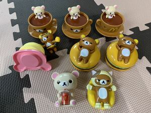 リラックマ ハッピーセット マクドナルド マック 非売品 レア コリラックマ おもちゃ 玩具 りらっくま 熊