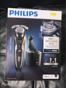 フィリップスシェーバー9000シリーズ ウェット&ドライ S9712V/33