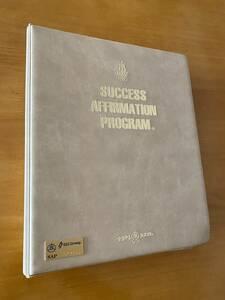 SSPS-V2システム SAPプログラム(マニュアル1冊・アファーメーションカード)+α 超おまけ ナポレオン・ヒル 自己啓発