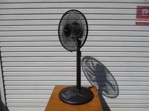 y1559-5 業務用 三菱 扇風機 R30-HRK 2009年製 100V W360×D360×H850 店舗用品 中古 厨房