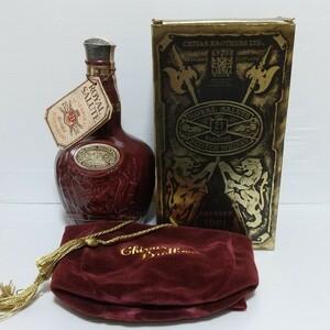 ロイヤルサルート 赤 スコッチウイスキー 古酒 箱付き