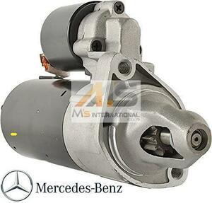 【M's】W209 CLK320 / W204 W203 C320 C350 / W166 W164 ML350 / W251 R350 (V6) 純正OEM セルモーター / スターターモーター 0061516101