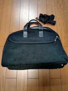 JALのボストンバッグ
