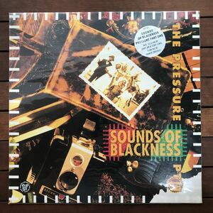 ●【house】Sounds Of Blackness / The Pressure Pt1[12inch]オリジナル盤《1-4 9595》