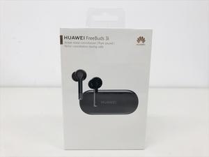 ★新品・未開封★HUAWEI FreeBuds 3i カーボンブラック★ファーウェイ 完全ワイヤレス 左右分離 ノイズキャンセリング Bluetooth イヤホン
