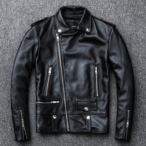 紳士防寒防風効果抜群バイクオートバイレザージャケット メンズ本革バイク多機能ライダースジャケット サイズS-4xl選択 品番1066