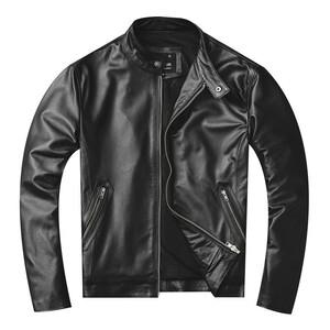 紳士防寒防風効果抜群バイクオートバイレザージャケット メンズ本革バイク多機能ライダースジャケット サイズS-4xl選択 品番1052
