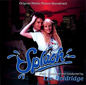 """●● """"Splash"""" ●● <Limited / New Unopened> ● Lee Holdridge"""